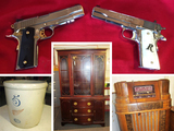 February Gun, Ammo, Sporting Consignment & Household Collectibles