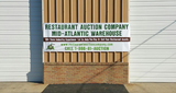 January Mid-Atlantic Restaurant Consignment Auction