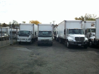 45 ASSORTED COMMERCIAL VEHICLES