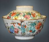 ASIAN ANTIQUES & COLLECTIBLES AUCTION; PORCELAIN VASES, INK PAINTINGS, IVORY STATUES, JADE CARVINGS & MORE!