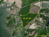 60.5 Acres Coles Point Rd, Hague, VA 22469