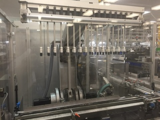 AVAILABLE NOW- Surplus Packaging Equipment to the Ongoing Operations of A Major Bar Manufacturer