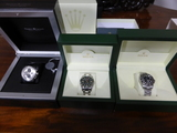 Maurice Lacroix & Rolex Watches