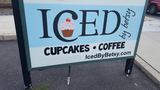 ICED BY BETSY CUPCAKE COFFEE SHOP EQUIPMENT