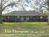 3 bed 3 bath brick home for sale in Marksville, LA