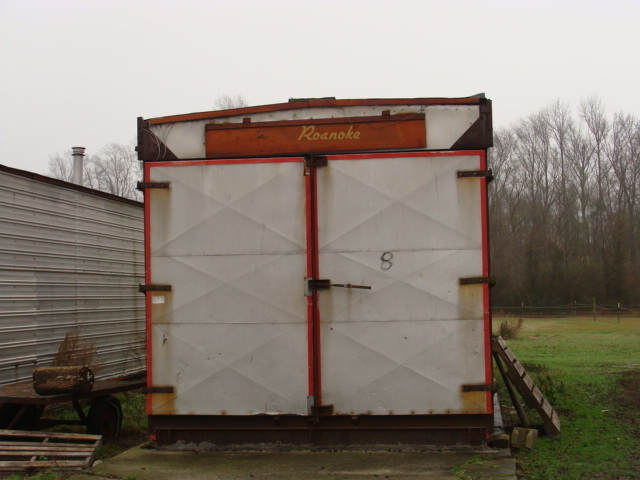 Greenhouse & 14 Tobacco Barns Auction - FRIDAY, 2-26-2016