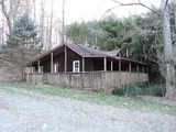Approx. 3 Acres w/ Log House - Barrows Mill Rd.
