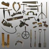 Excellent Antique Tool Auction - Thurs. Feb. 18th @ 12:00 Noon