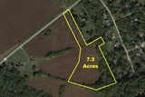 7 Acre Rolling Building Lot on US 42, Xenia