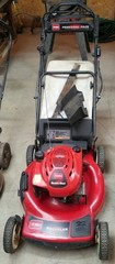 Toro Self-Propelled Mower