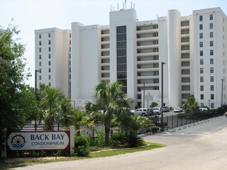 Back Bay Entrance from Canal Road