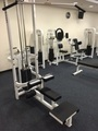 emergency auction! inspect fri! VA upscale exercise equipment & office furniture auction local pickup only