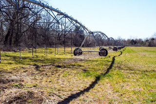Irrigation Seminole County OK