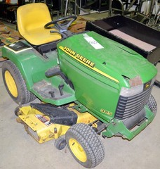 John Deere 345 Riding Lawn Mower