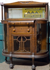 Antique Front Sideboard