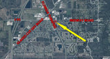 AUCTION of 4.80+/- Acres General Commercial