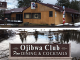 Ojibwa Club: Waterfront Business Opportunity w/ Living Quarters
