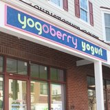 Former YogoBerry Yogurt Shop Auction