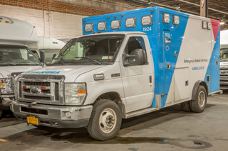 AMBULANCES & EQUIPMENT