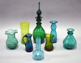 Blenko & Other Art Glass