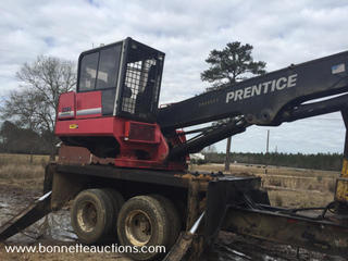 BANKRUPTCY LOGGING EQUIPMENT FOR SALE AT AUCTION