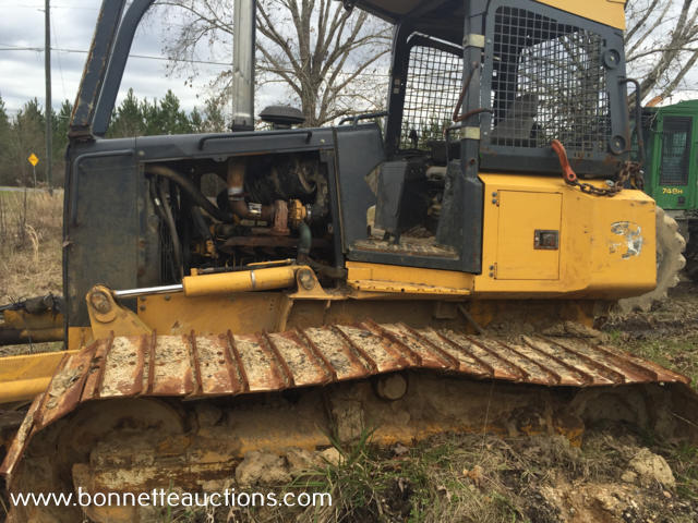 BANKRUPTCY LOGGING EQUIPMENT FOR SALE AT AUCTION - Louisiana Outdoor