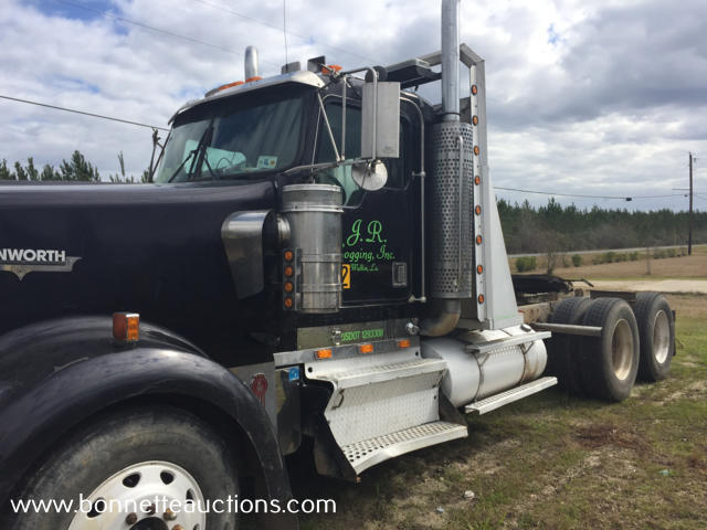 BANKRUPTCY LOGGING EQUIPMENT FOR SALE AT AUCTION - Bonnette