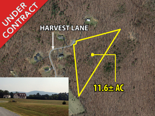 11.6± Acres - Harvest Lane Orange, VA 22942