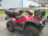 Absolute Auction - 4 Wheeler - Guns - Tools - More