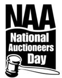 National Auctioneers Day Press Release