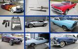 2-Day Midwest Spring Late Model & Classic Collector Car & Firearm Auction