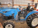 Tractors/Vehicles/Trailers/Garage/Household Items