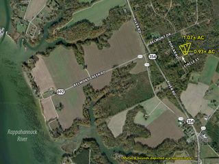 Lot 61 & 61A Heritage Point, Lancaster, VA