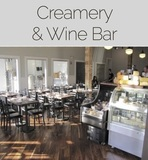 Creamery and Wine Bar Online Auction Washington DC