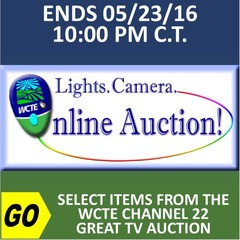 ONLINE ONLY CHARITY AUCTION - Personal Property
