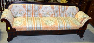 Antique Parlor Sofa