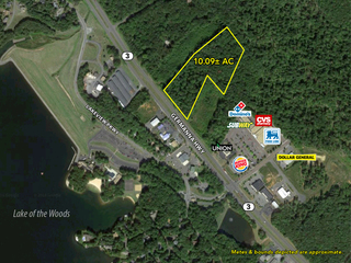 10 Acres - Route 3, Orange County, VA 22960