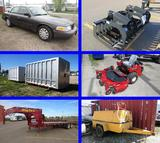 Online-Only Consignment Auction