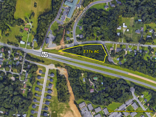 2.17± AC Williamsburg Rd., Sandston, VA 23150