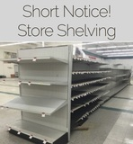 CLOSING TUESDAY Short Notice Store Shelving Online Auction Herndon, VA