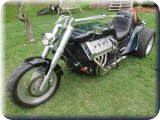 Custom V-8 Turnkey Trike!
