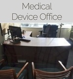 Office of Medical Device Company Online Auction Leesburg Va