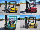 Fairchild Equipment Excess Used Forklifts