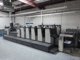 City Press Commerical Printing Equipment