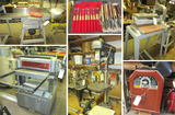 Greenville, SC - Woodshop Equipment & Tools - Online Only Auction