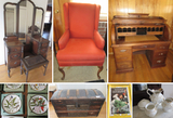 Bennettsville, SC - Home Furnishings & Collectibles-Online Only Auction
