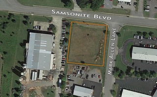 .96 +/- AC Commercial Lot Ready for Development near I-24