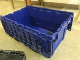 Nesting Totes, Storage Boxes & Promotional Items ON-LINE AUCTION