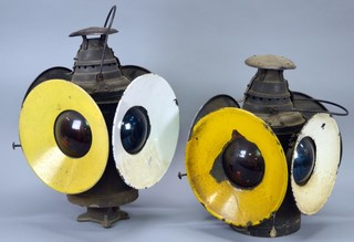 Railroad Switch Lanterns