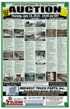 Midwest Truck Parts Moving Auction